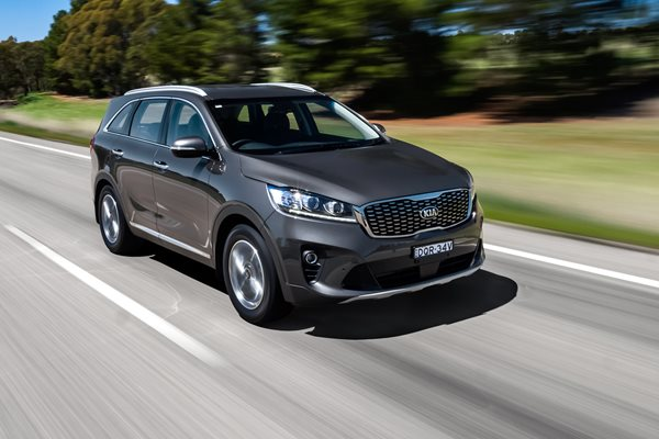 2018 Kia Sorento Sport quick review