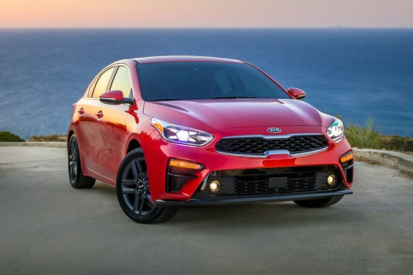 2018 Kia Cerato sedan breaks cover ahead of mid-year arrival