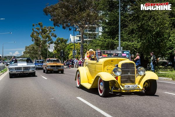 Street Machine Summernats 31 gallery