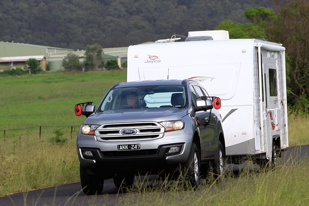 custom  ford everest trend review