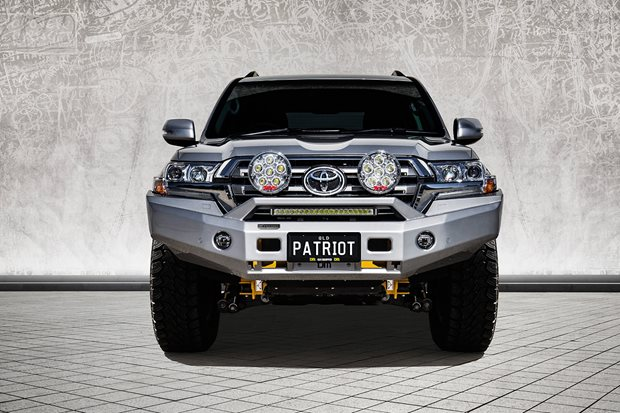 Patriot Bullbar