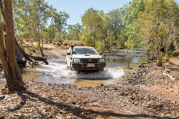 Charnley River Station WA offroad