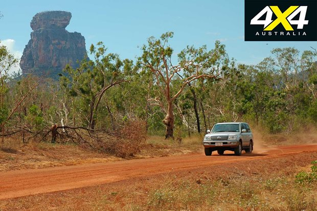 4x4 road trip to Central Arnhem Land NT