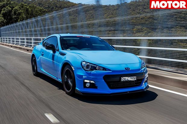 Tunehouse Subaru BRZ drive feature