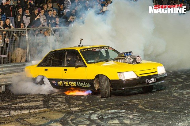 RED CENTRE NATS BURNOUT MASTERS QUALIFYING EVENTS ANNOUNCED