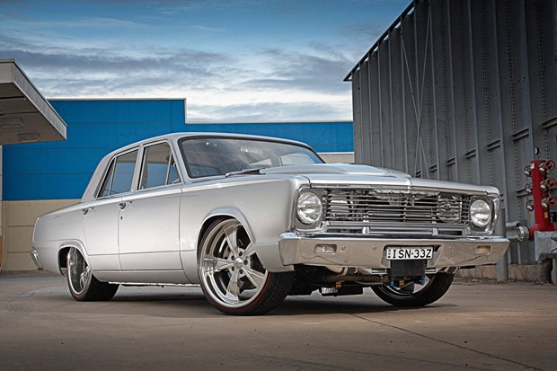 Defector Ring Brothers Built 1969 Dodge Charger