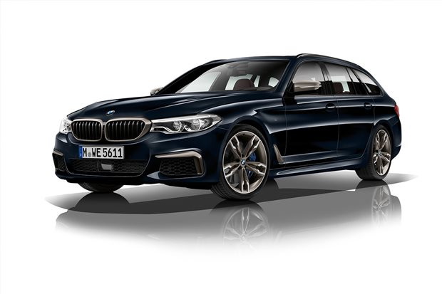 BMW mulls all-wheel-drive 5 Series wagon for Australia