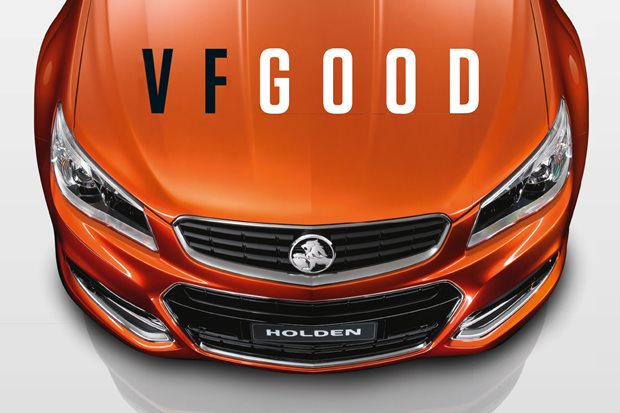 2013 Holden Commodore: VF Good