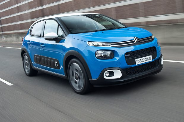 2018 Citroen C3 Shine review