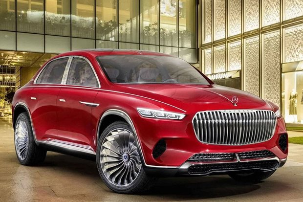 Vision Mercedes Maybach Ultimate Luxury concept 5 11.j