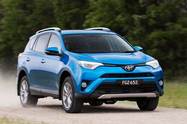 2016-2018 Toyota RAV4 Range Review
