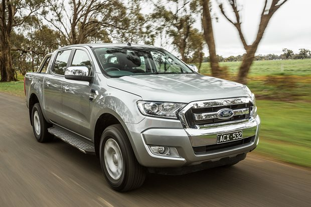 2018 Ford Ranger Range Review
