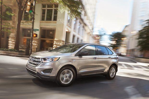 Ford Announces Endura Suv For Australia