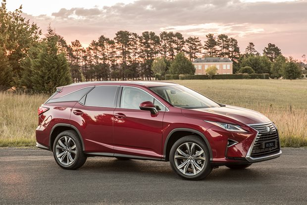 Lexus 7 Seater Suv >> Lexus Rx 350 Reviews Prices Specs Videos News