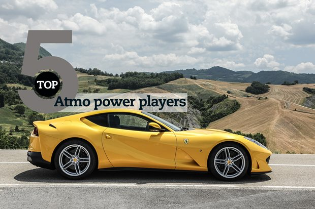 Top 5 Atmo power players