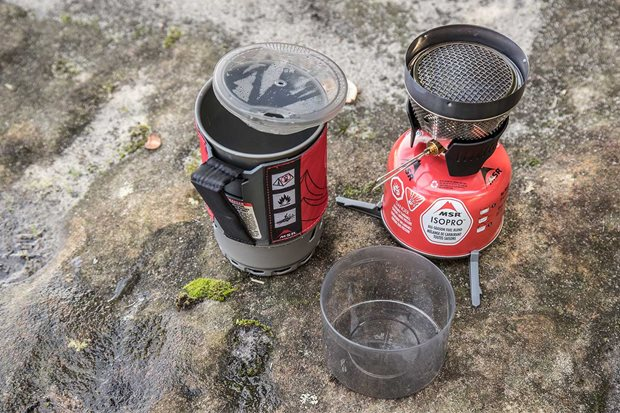 MSR Windburner compact stove: Product Test