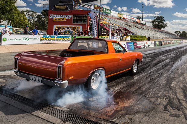 Street Machine Drag Challenge Weekend Dial Your Own - Gallery