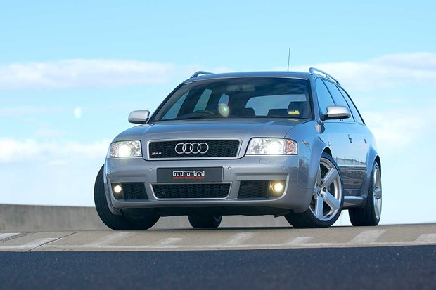 2004 MTM Audi RS6 Avant performance review: classic MOTOR