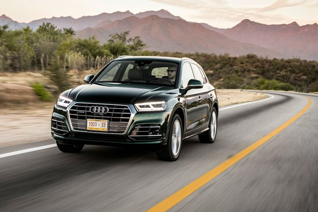 2018 Audi Q5 3.0 TDI Australian pricing and features