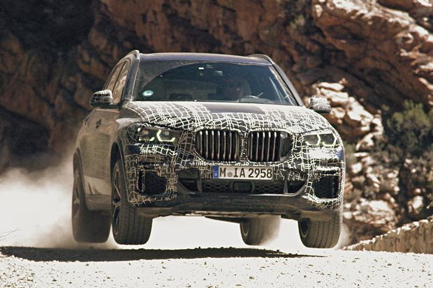 Ready for launch: 2019 BMW X5 development nears completion