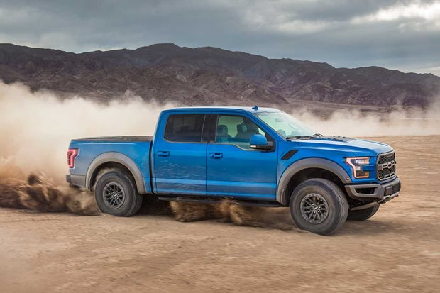 2019 Ford F 150 Raptor gets electronic updates