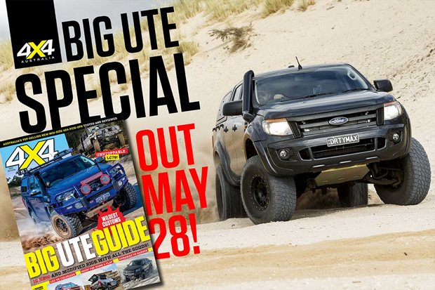4X4 Australia's Ute Special is out May 28
