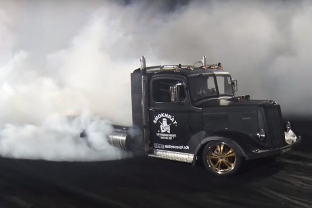 Burnout King 2018 highlights - video