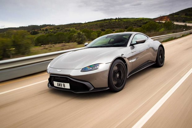 2018 Aston Martin Vantage performance review