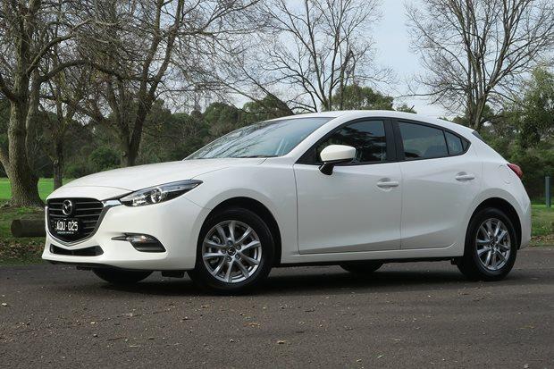 Mazda maxx review