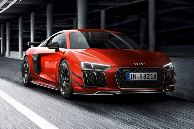 Audi Sports Cars To Go Hybrid - Audi performance cars