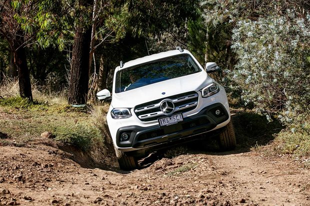 2018 Mercedes-Benz X-Class recalled for software fault
