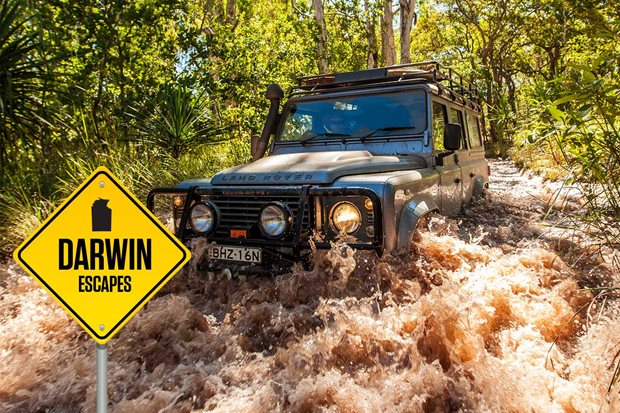 Darwin Escapes: Litchfield National Park