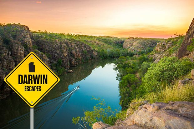 Darwin Escapes: Nitmiluk National Park