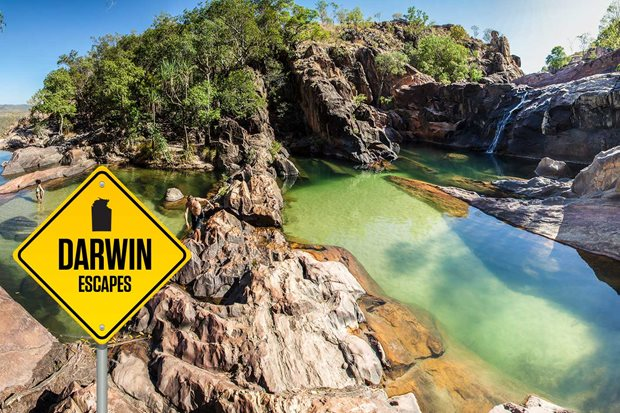 Darwin Escapes: Kakadu National Park - South
