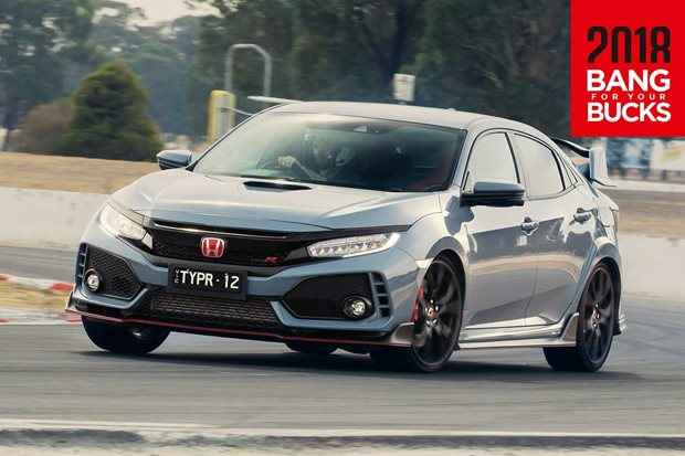 2018 Honda Civic Type R BFYB18 review