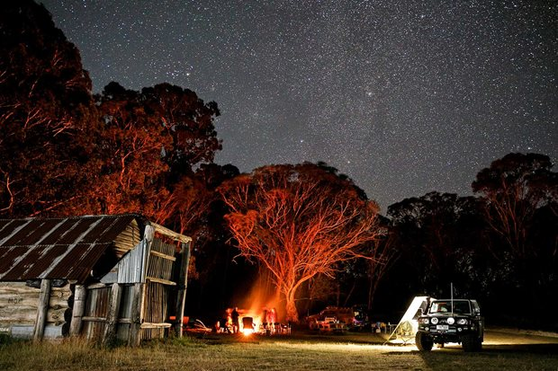 Victorian High Country 4x4 Adventure Series