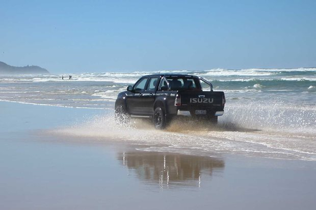4x4 Trip to Cooloola Qld