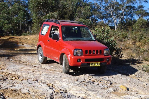 4x4 Trip to Wollondilly NSW