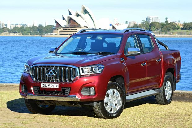 6ea4c8d472 LDV sales surge on the back of the T60 4x4 ute
