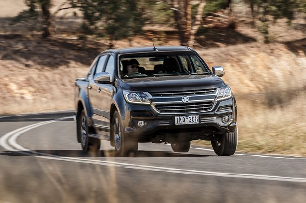 2018 Holden Colorado LTZ review: Wheels Ute Megatest 4th