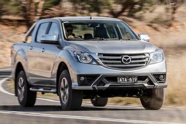 2018 Mazda BT-50 GT review: Wheels Ute Megatest 6th