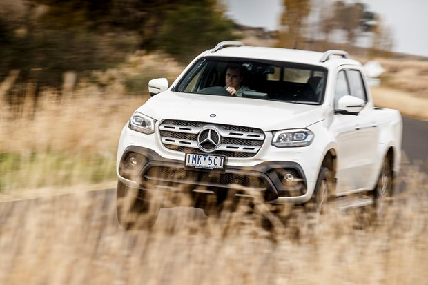 2018 Mercedes-Benz X250d review: Wheels Ute Megatest 3rd