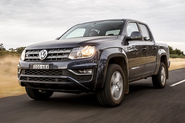 2018 Volkswagen Amarok TDI 550 Sportline review: Wheels Ute Megatest Winner