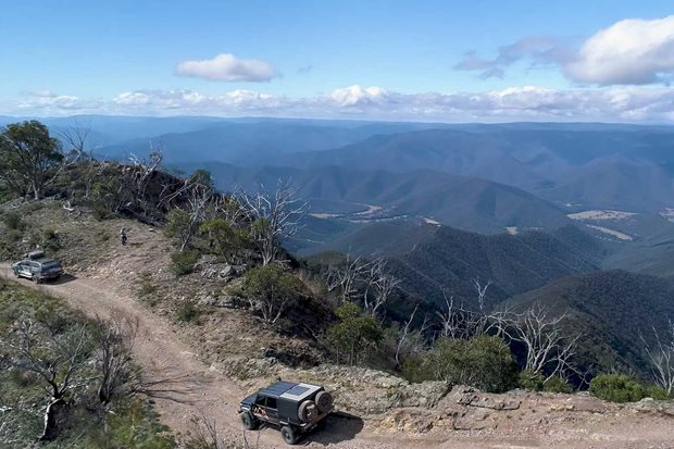 Vic High Country episode 2 video: 4x4 Adventure Series