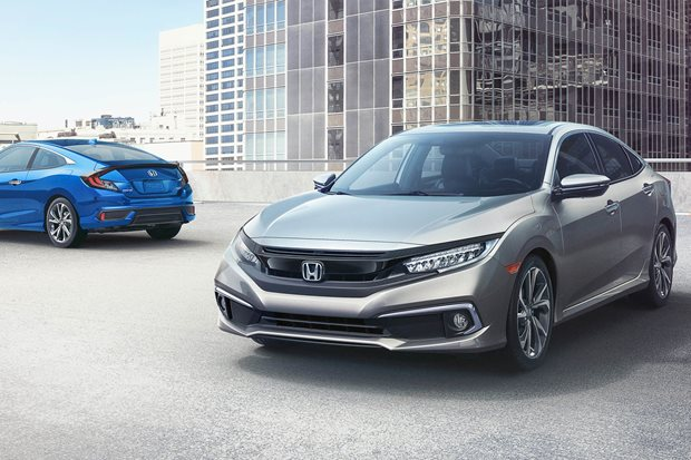 2019 Honda Civic update revealed in the US