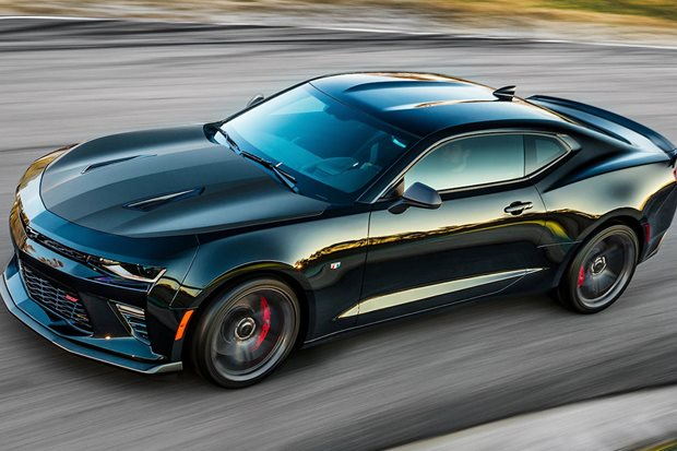 Everything we know about the right-hook Chevrolet Camaro