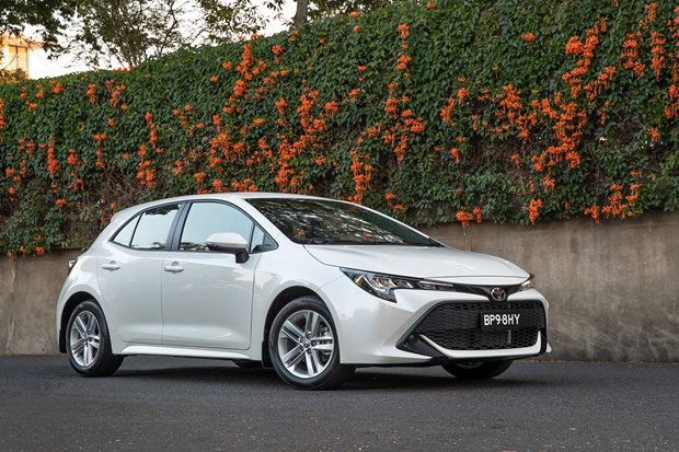 2019 Toyota Corolla Hybrid Sedan Confirmed For Australia