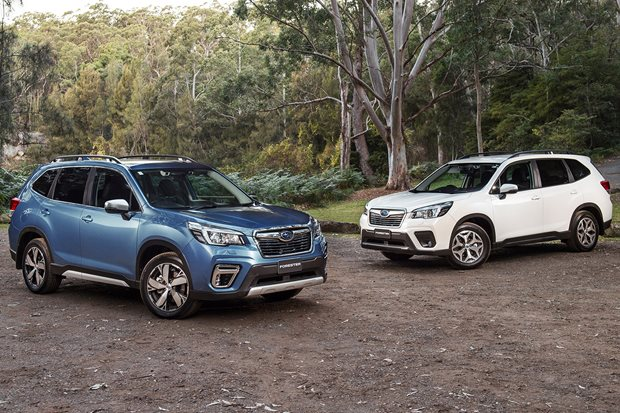 Subaru confirms hybrid Forester, more special editions for