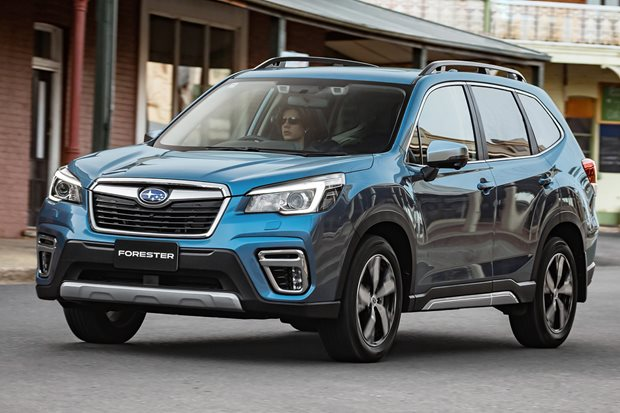 Subaru Forester 2019 Review Price Features