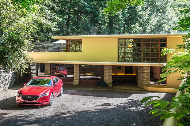 Road trip: Mazda 6 from NYC to Fallingwater